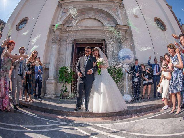 Il matrimonio di Matteo e Gaia a Busto Arsizio, Varese 14