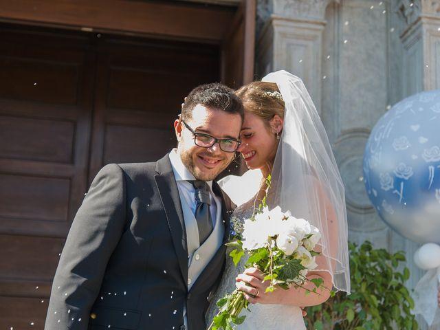 Il matrimonio di Matteo e Gaia a Busto Arsizio, Varese 15