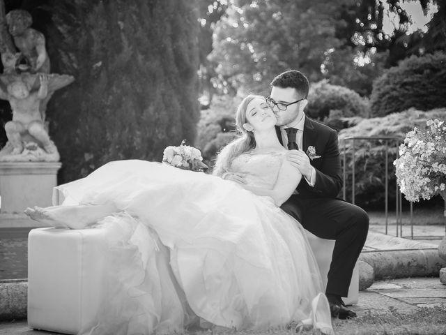 Il matrimonio di Matteo e Gaia a Busto Arsizio, Varese 1