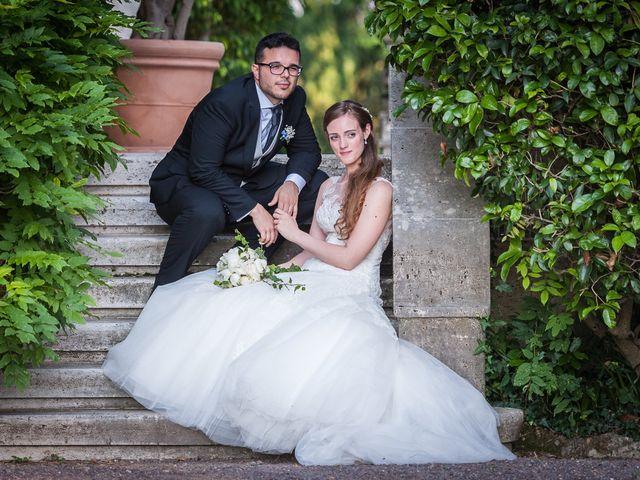 Il matrimonio di Matteo e Gaia a Busto Arsizio, Varese 16