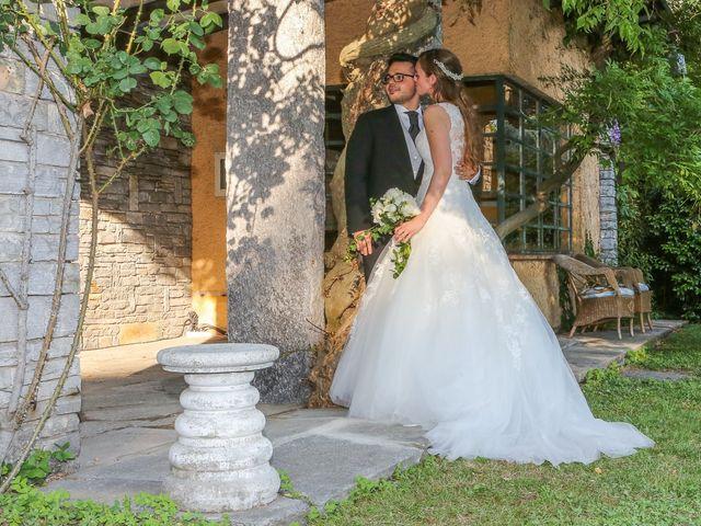 Il matrimonio di Matteo e Gaia a Busto Arsizio, Varese 19
