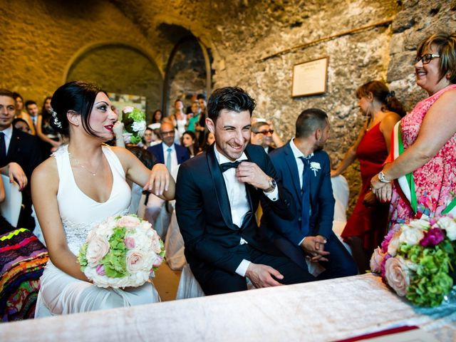 Il matrimonio di Giuseppe e Valentina a Catania, Catania 16