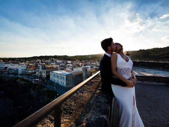 Il matrimonio di Giuseppe e Valentina a Catania, Catania 22