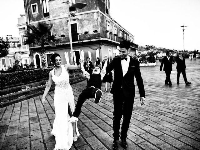 Il matrimonio di Giuseppe e Valentina a Catania, Catania 25