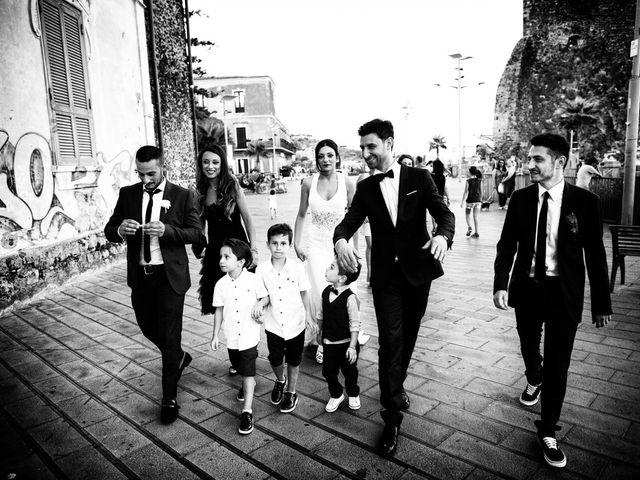 Il matrimonio di Giuseppe e Valentina a Catania, Catania 26