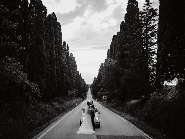 Il matrimonio di Carolina e Nicolò a Livorno, Livorno 38