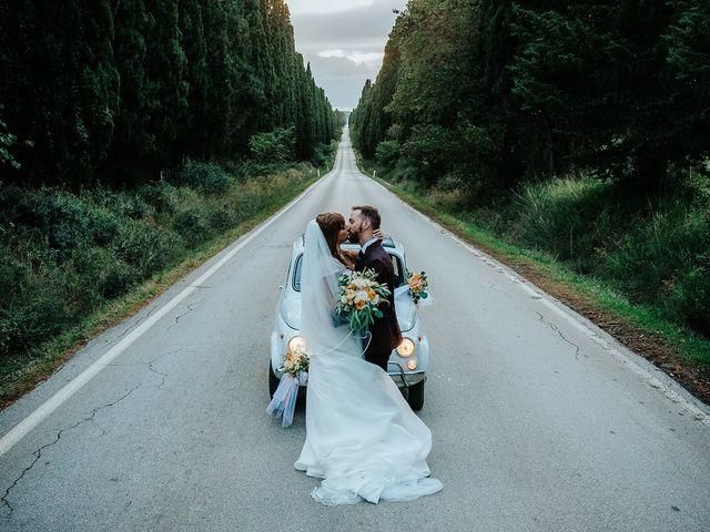 Il matrimonio di Carolina e Nicolò a Livorno, Livorno 39