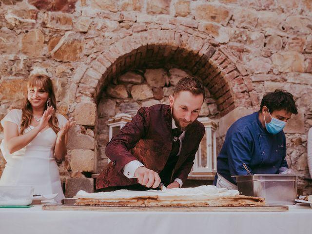 Il matrimonio di Carolina e Nicolò a Livorno, Livorno 48