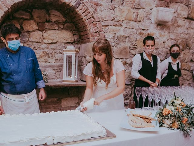Il matrimonio di Carolina e Nicolò a Livorno, Livorno 50