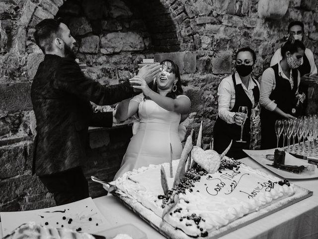 Il matrimonio di Carolina e Nicolò a Livorno, Livorno 54
