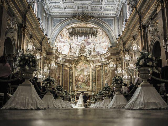 Il matrimonio di Simone e Roberta a Roma, Roma 11