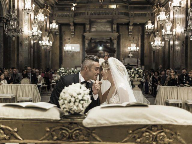 Il matrimonio di Simone e Roberta a Roma, Roma 12