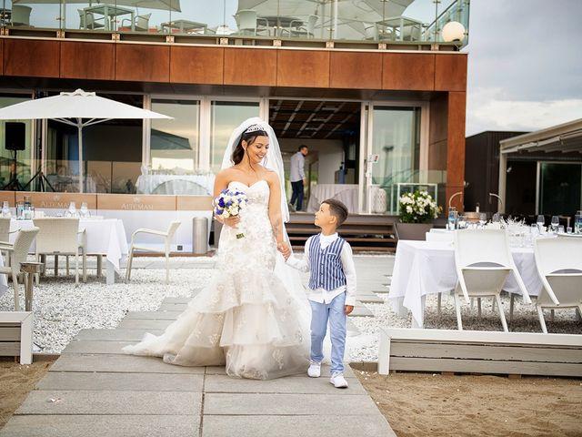 Il matrimonio di Erik e Valentina a Viareggio, Lucca 7
