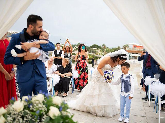 Il matrimonio di Erik e Valentina a Viareggio, Lucca 8