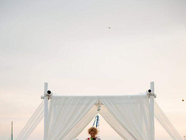 Il matrimonio di Erik e Valentina a Viareggio, Lucca 10