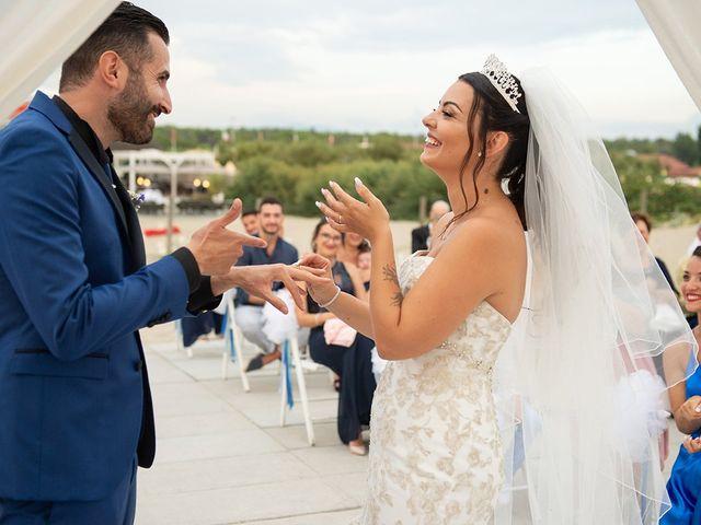 Il matrimonio di Erik e Valentina a Viareggio, Lucca 11
