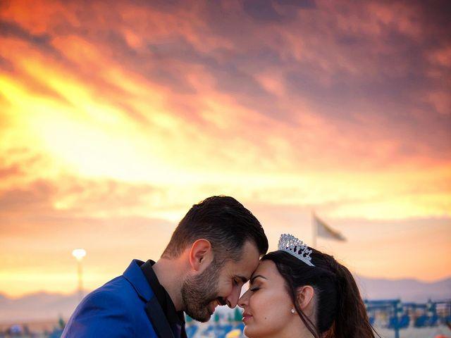 Il matrimonio di Erik e Valentina a Viareggio, Lucca 16