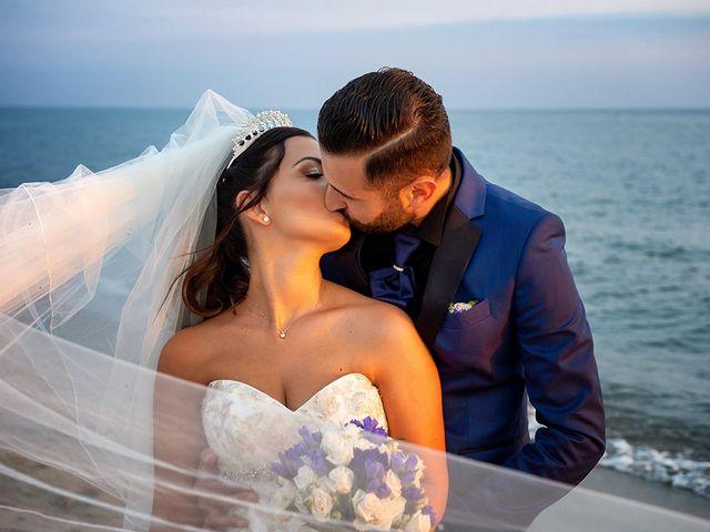 Il matrimonio di Erik e Valentina a Viareggio, Lucca 2