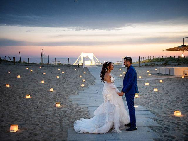 Il matrimonio di Erik e Valentina a Viareggio, Lucca 28