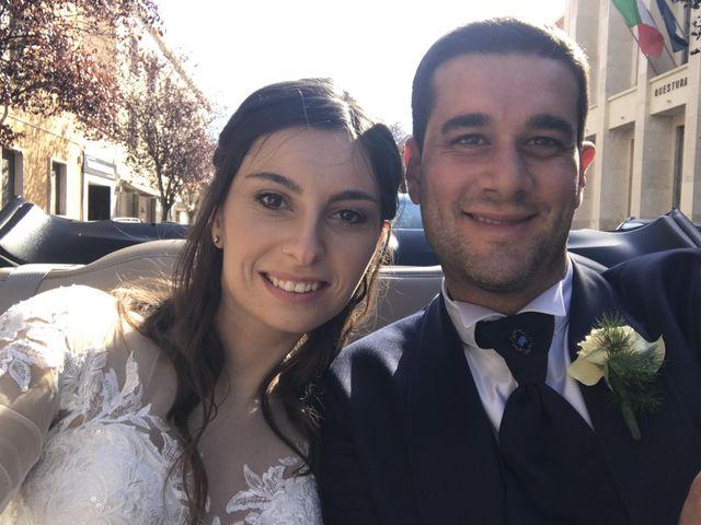 Le nozze di Alessia e Tiziano