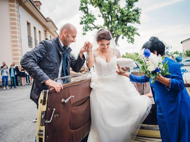 Il matrimonio di Andrea e Izabela a Cuneo, Cuneo 15