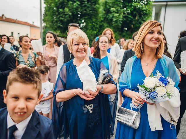 Il matrimonio di Andrea e Izabela a Cuneo, Cuneo 23