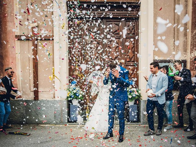 Il matrimonio di Andrea e Izabela a Cuneo, Cuneo 24