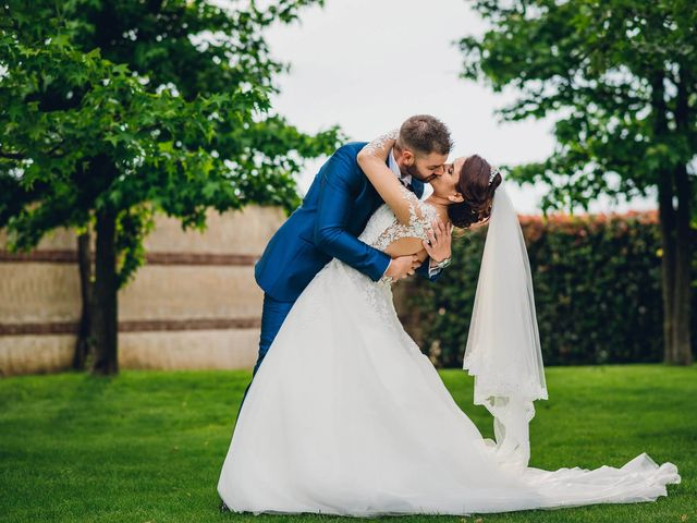 Le nozze di Izabela e Andrea