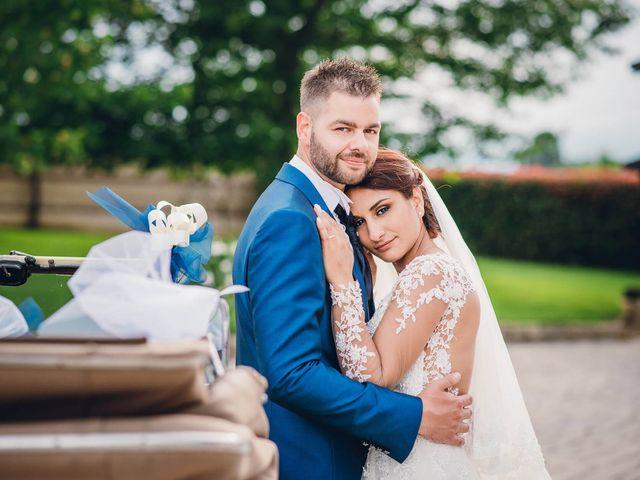 Il matrimonio di Andrea e Izabela a Cuneo, Cuneo 27