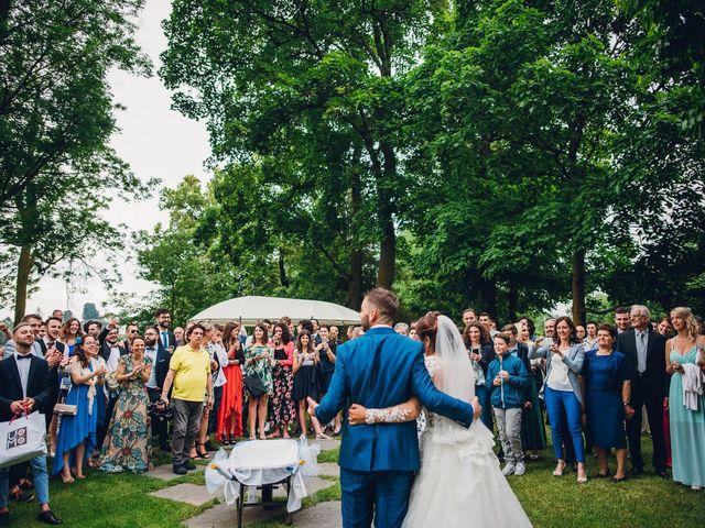 Il matrimonio di Andrea e Izabela a Cuneo, Cuneo 32