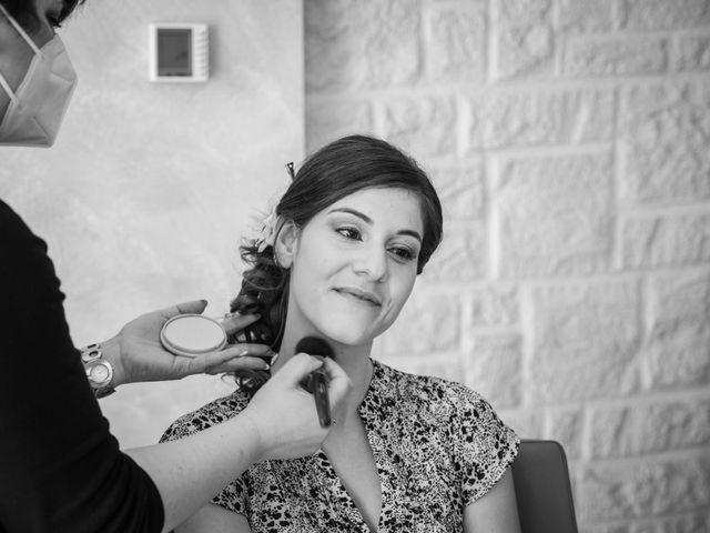 Il matrimonio di Andrea Valerio e Silvia a Due Carrare, Padova 2