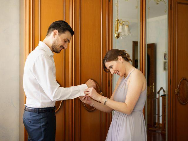 Il matrimonio di Andrea Valerio e Silvia a Due Carrare, Padova 12