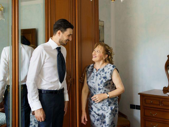 Il matrimonio di Andrea Valerio e Silvia a Due Carrare, Padova 17