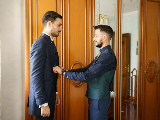 Il matrimonio di Andrea Valerio e Silvia a Due Carrare, Padova 19