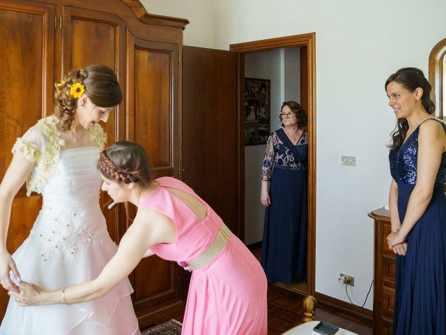Il matrimonio di Andrea Valerio e Silvia a Due Carrare, Padova 25