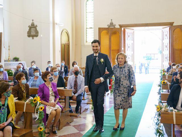 Il matrimonio di Andrea Valerio e Silvia a Due Carrare, Padova 26