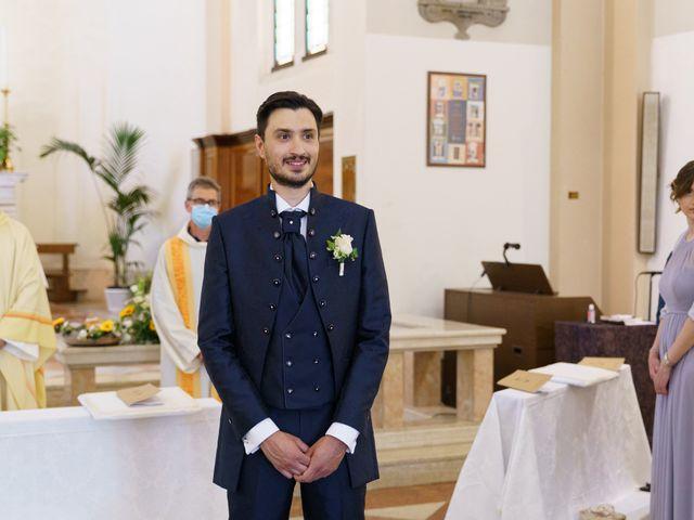 Il matrimonio di Andrea Valerio e Silvia a Due Carrare, Padova 27