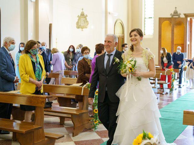 Il matrimonio di Andrea Valerio e Silvia a Due Carrare, Padova 29