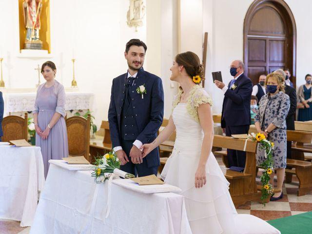 Il matrimonio di Andrea Valerio e Silvia a Due Carrare, Padova 31