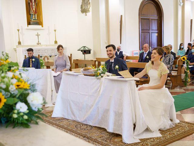Il matrimonio di Andrea Valerio e Silvia a Due Carrare, Padova 33