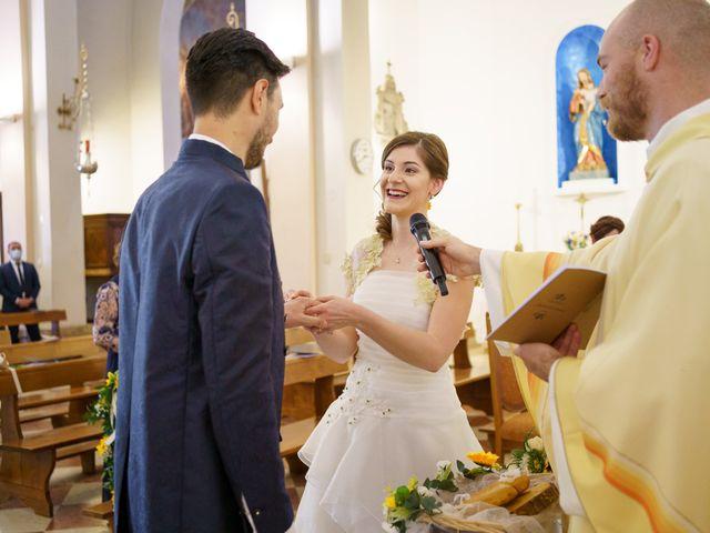 Il matrimonio di Andrea Valerio e Silvia a Due Carrare, Padova 35