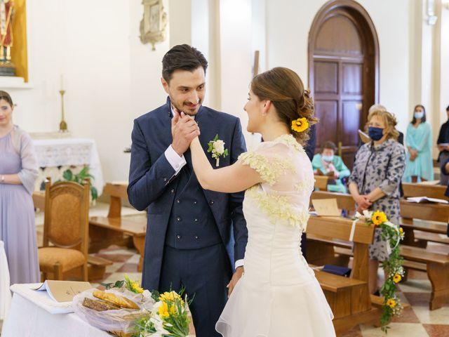 Il matrimonio di Andrea Valerio e Silvia a Due Carrare, Padova 36