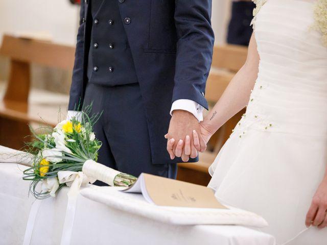 Il matrimonio di Andrea Valerio e Silvia a Due Carrare, Padova 37