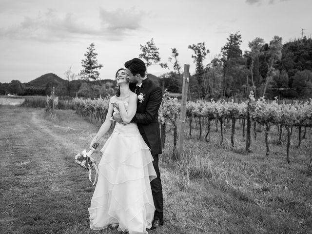 Il matrimonio di Andrea Valerio e Silvia a Due Carrare, Padova 39