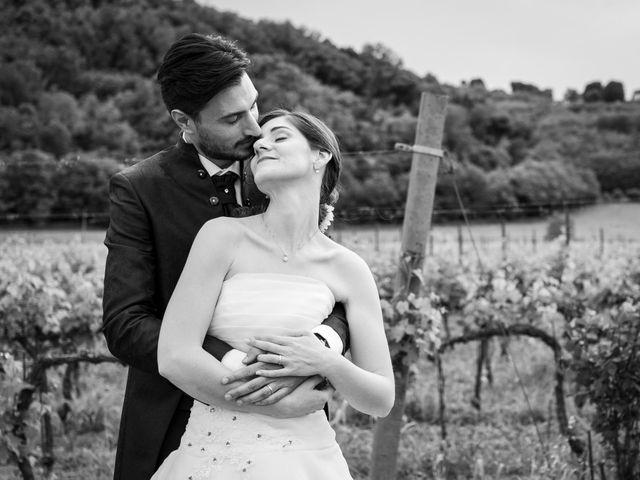 Il matrimonio di Andrea Valerio e Silvia a Due Carrare, Padova 41
