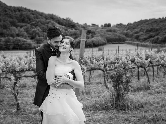 Il matrimonio di Andrea Valerio e Silvia a Due Carrare, Padova 42