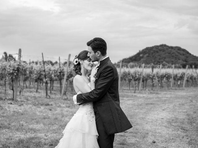 Il matrimonio di Andrea Valerio e Silvia a Due Carrare, Padova 44