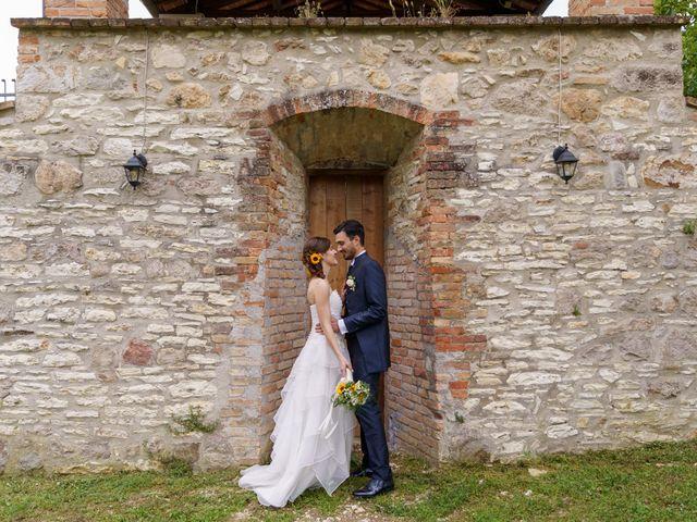 Il matrimonio di Andrea Valerio e Silvia a Due Carrare, Padova 45