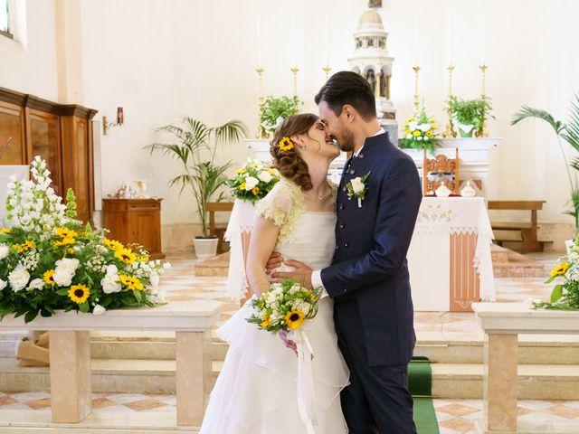 Il matrimonio di Andrea Valerio e Silvia a Due Carrare, Padova 48
