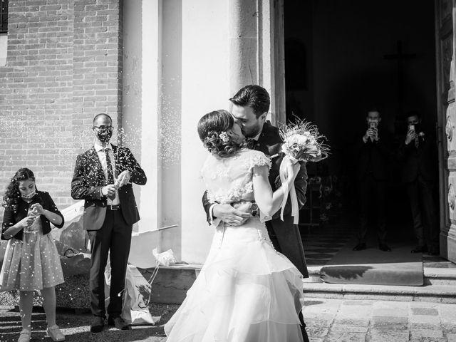 Il matrimonio di Andrea Valerio e Silvia a Due Carrare, Padova 49
